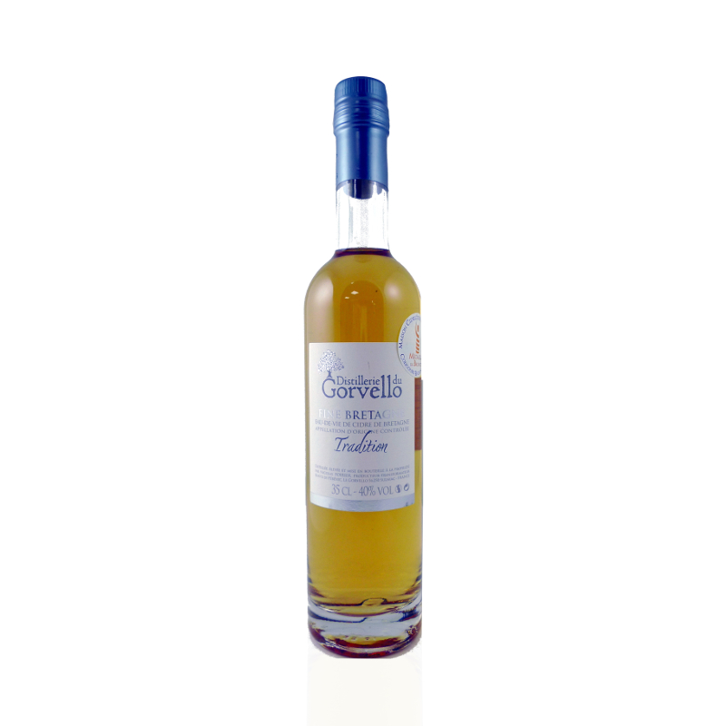 FINE BRETAGNE TRADITION <br> 35 cl 40% Le Gorvello