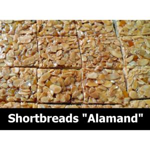 SHORTBREADS ALAMAND