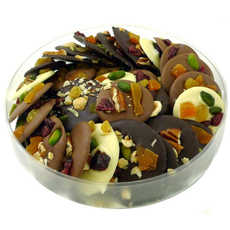 chocolats mendiants artisanaux aux fruits secs. Black Bedroom Furniture Sets. Home Design Ideas