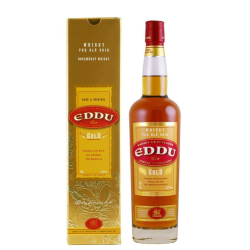 WHISKY EDDU GOLD 43%
