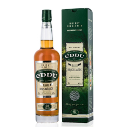 WHISKY EDDU SILVER BROCÉLIANDE 42%